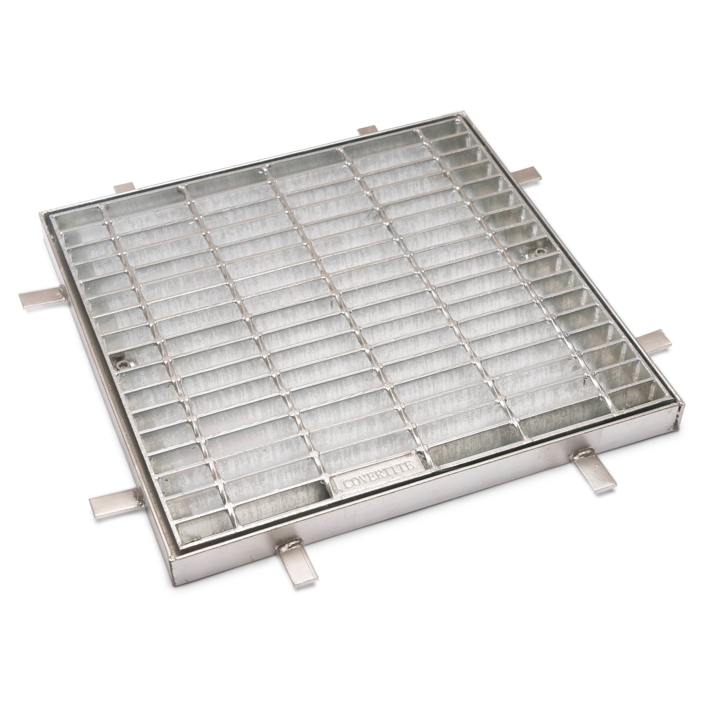 Galvanised Grates and Frames